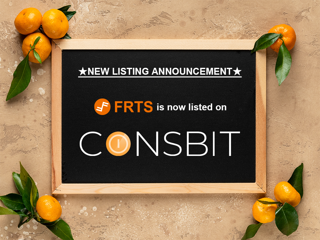 Fruits (FRTS) is Now Listed on Coinsbit